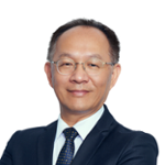 Mr Niven Huang (Regional Leader of KPMG Sustainability Services in Asia Pacific at KPMG)
